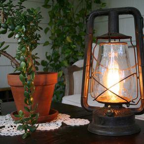 vintage lantern conversions by jeremy medow - Decorative Lanterns