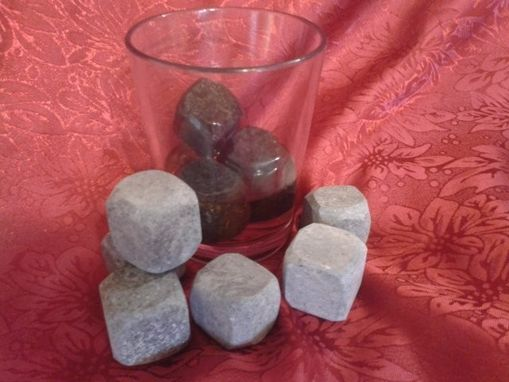 Custom Made Soapstone Whiskey Stones