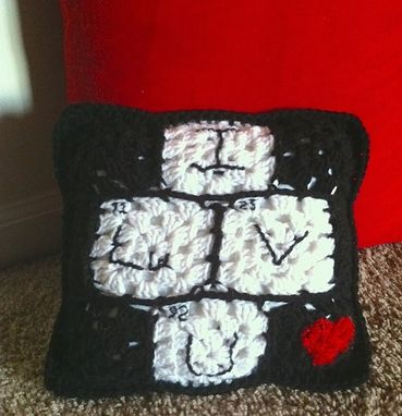Custom Made Periodic Table Pillows