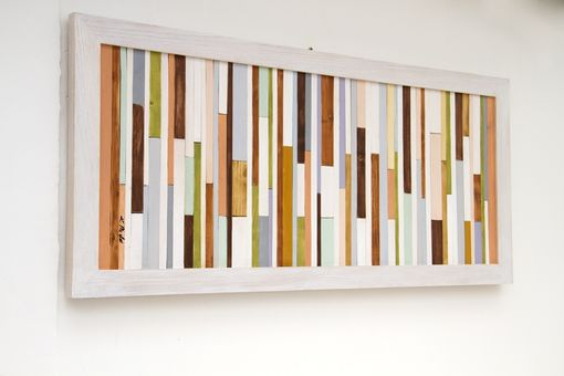 Custom Made Wooden Wall Art Sculpture