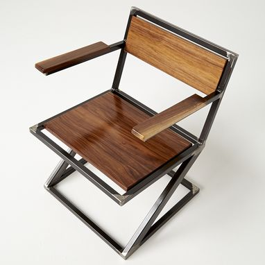 "Custom Made ""Miterz"" Reading Chair"