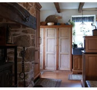 Custom Made Period Style Kitchen