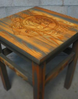 Custom Made Lady's End Table