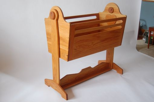 Custom Made Baby Cradle