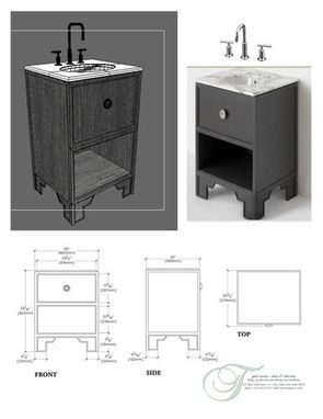 Custom Made Vanities