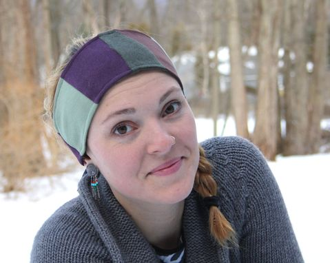 Custom Made Wind In The Willows- Headband/Dreadwrap - One Size