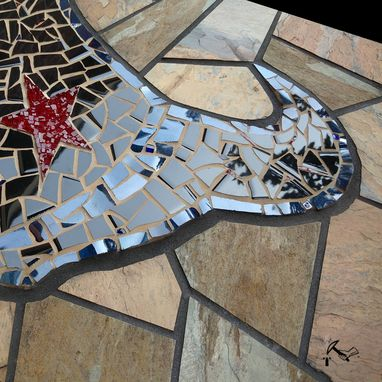 Custom Made Mosaic Wall Art Of Your Favorite Professional Or Collegiate Sports Team