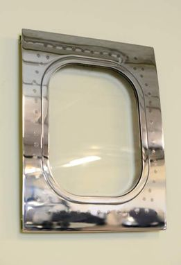 Custom Made Boeing 767 Window Wall Hanging