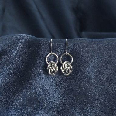 Custom Made Earrings - Four Winds - Cloud Cover