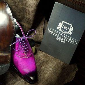7864ed519292 100% Custom Handmade Bespoke Patina American Goodyear 1