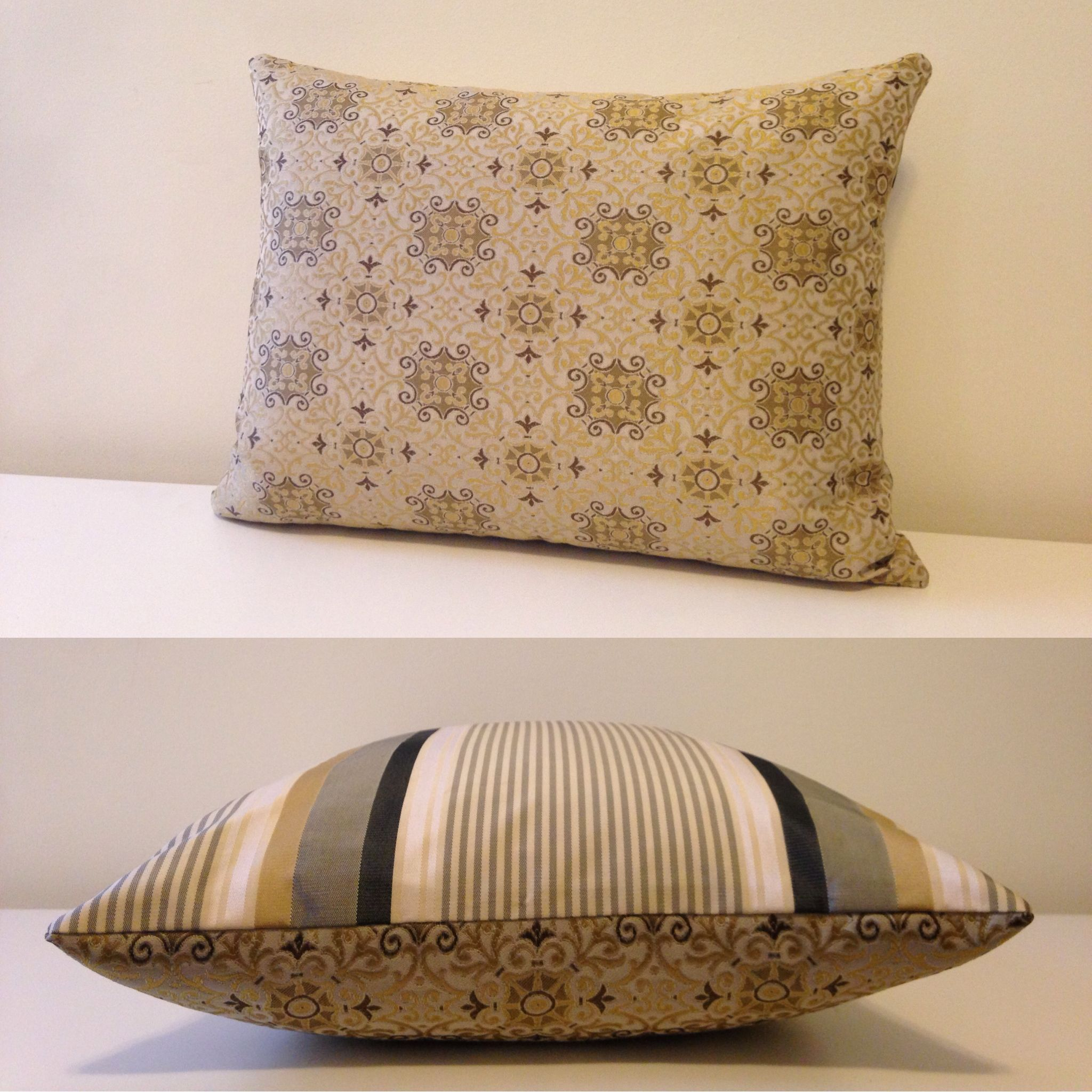 Hand Made One Of A Kind Handmade Decorative Pillow