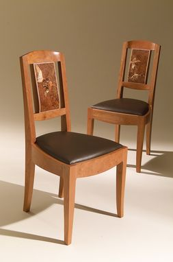 Custom Made Mallard Chairs