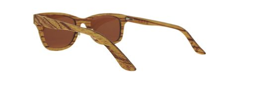 Custom Made Mother Of Pearl And Wood Rx Eyewear Or Sunwear