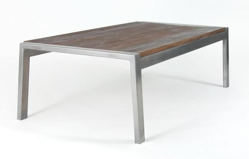 Custom Made Outdoor Lounge Table