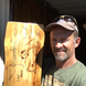 "Ponderosa Paul ""artistry in wood"" in"
