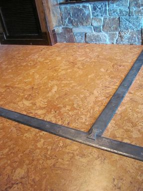 Custom Made Floor Expansion Joint