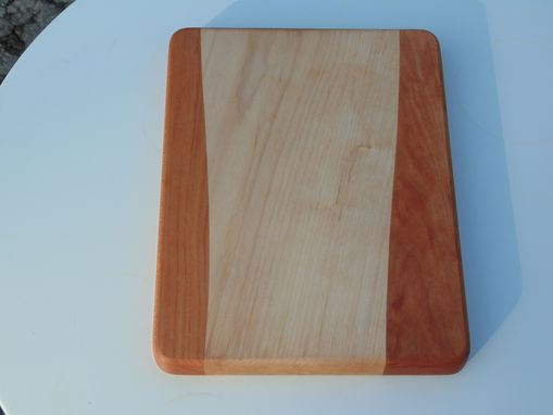 Custom Made Maple/Cherry Cutting Board