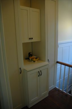Custom Made Hall Cabinetry