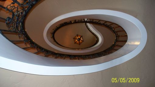 Custom Made The Miracuious Curved Staircase