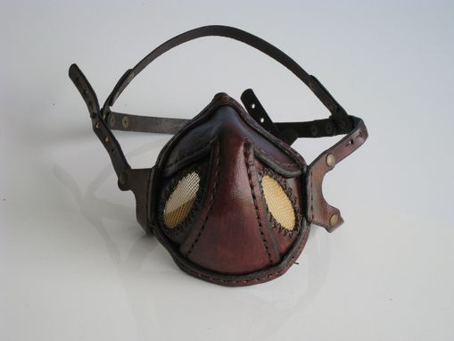 Custom Made Hand Stitched Face Mask.