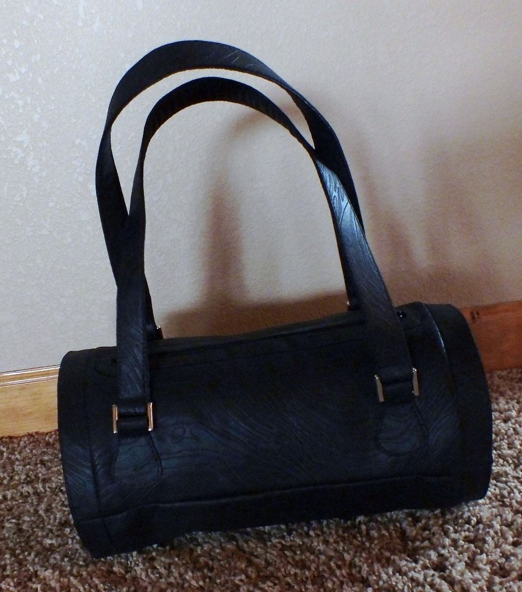 6383e59916 Custom Barrel Bag Purse by Blue Duck Creations