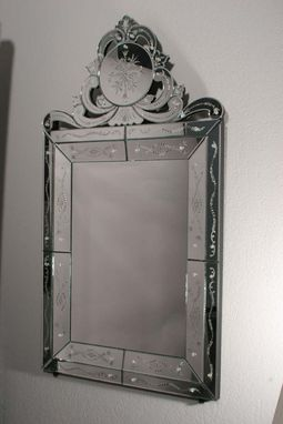 Custom Made Venetian Mirror