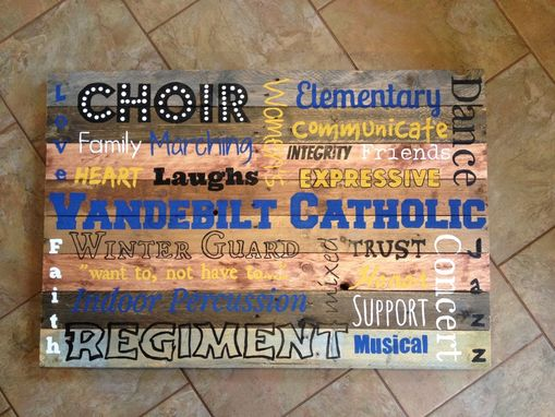 Custom Made Subway Art & Other Painted Signs