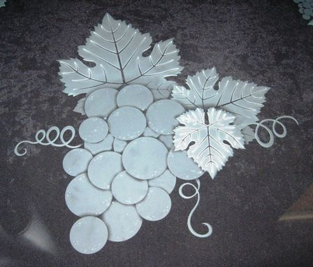 Custom Made Custom Made Glass Table Top