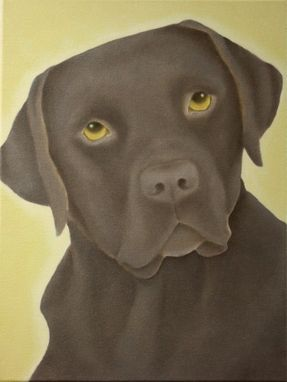Custom Made Chocolate Lab