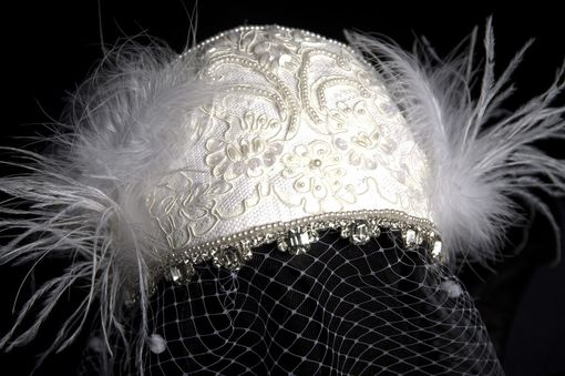 Custom Made Bridal Headpiece