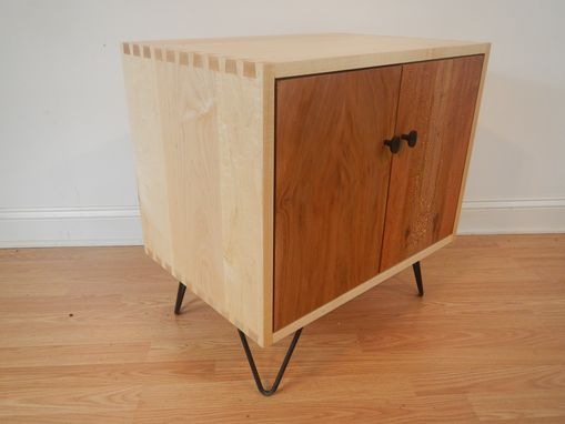 Custom Made Mid Century Modern Sideboard