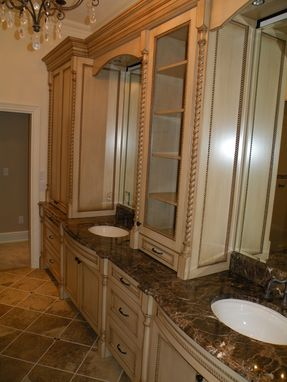 Custom Made Classical French Master Bathroom