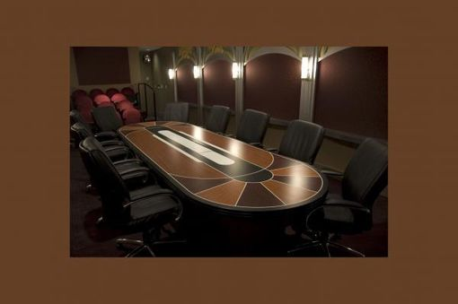 Custom Made Amazing Conference Table