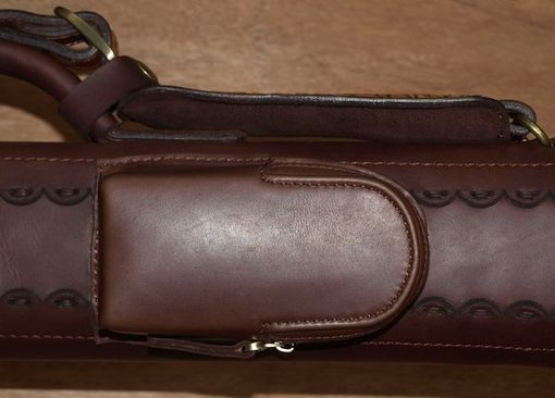 Custom Made Rossleather Poolstick Case
