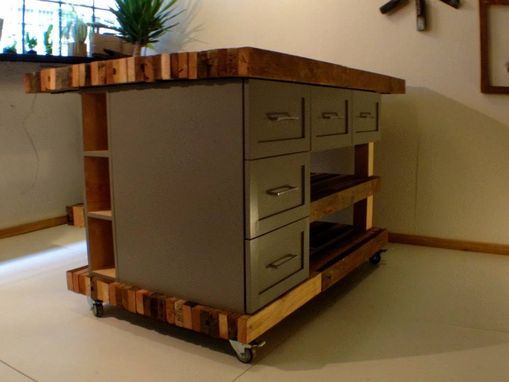 Custom Made Multi Use Work Station Desk