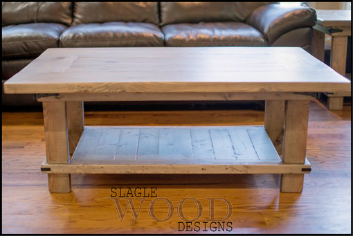 Custom Made The Leslie Collection Living Room Tables