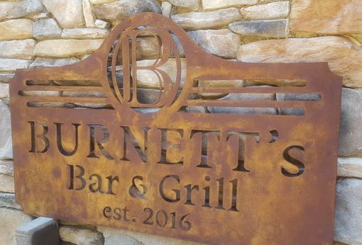 Custom Made Rustic Signs And Wall Art