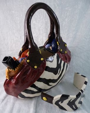 Custom Made Purse Teapot