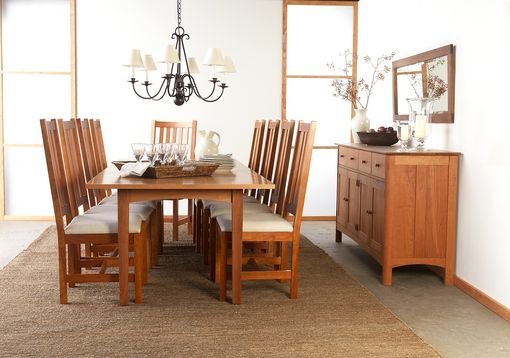 Custom Made Heartwood Dining Room