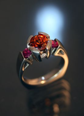 Custom Made Gemstone Ring