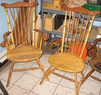 Custom Made Windsor Chairs