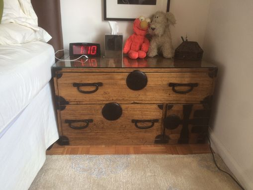 Custom Made Tansu Base