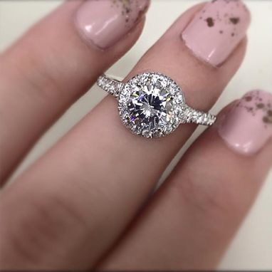 Custom Made Custommade Engagement Ring