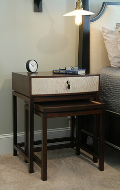 Custom Made Deco Nesting Tables