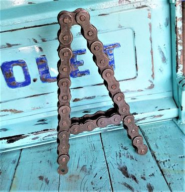 Custom Made Industrial Chic Art In Popular Styles Large Metal Letter A