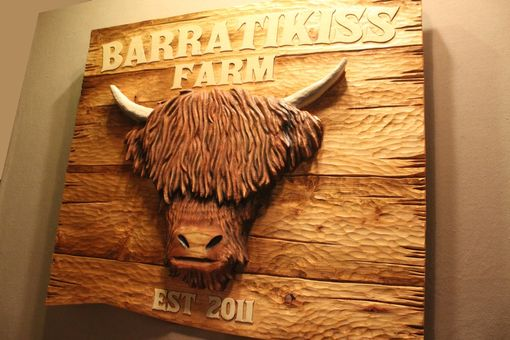 Custom Made Custom Carved Wood Signs, Farm Signs, Home Signs, Business Signs, Store Signs, Cottage Signs