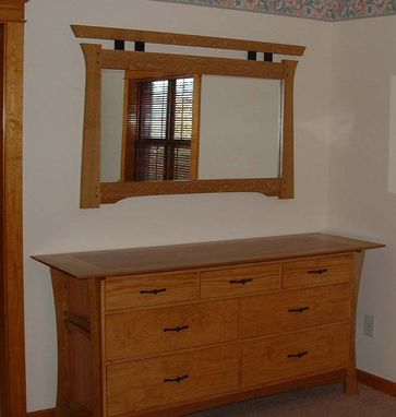 Custom Made Asian Influenced A & C Bedroom Set