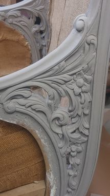 Custom Made Sample - Restyled Antique Chair