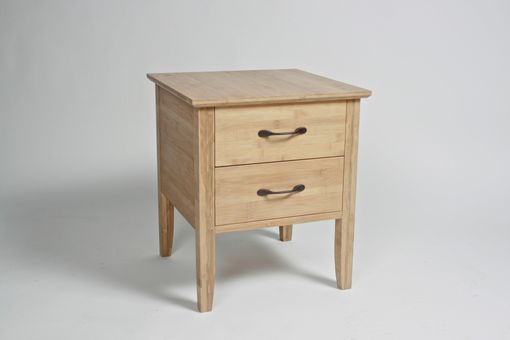 Custom Made N-Bedside Table