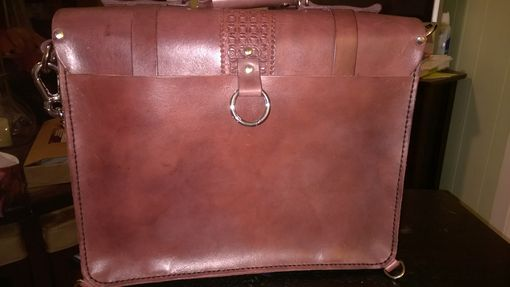Custom Made Expedition Briefcase